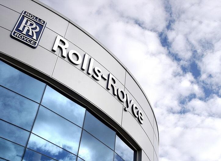 Rolls-Royce. Autor: Rolls-Royce