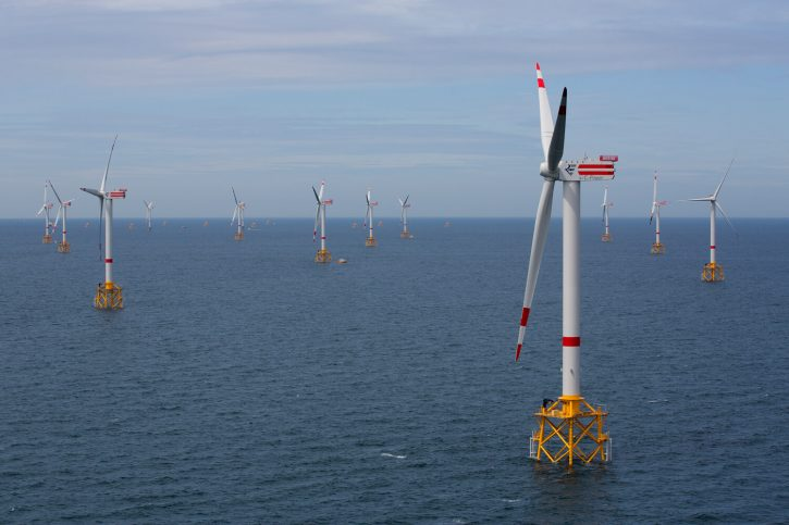 Offshore větrná elektrárna Thornton Bank
