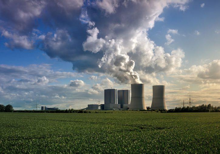 Německo uhelná elektroenergetika