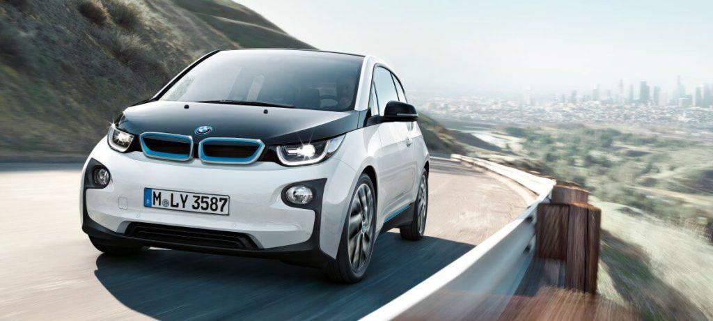 BMW i3. Zdroj: BMW