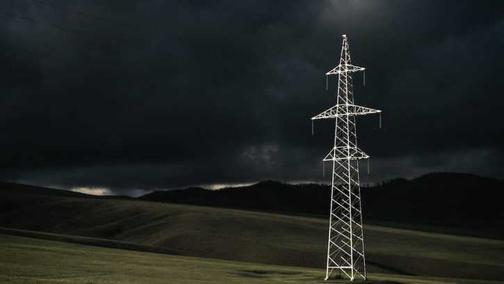 Elektřina, elektrické vedení