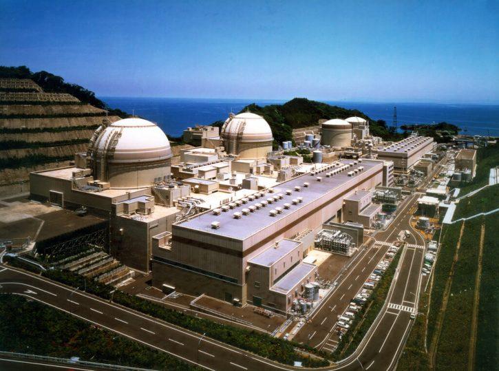 Jaderná elektrárna Ohi, zdroj: IAEA Imagebank, Flickr
