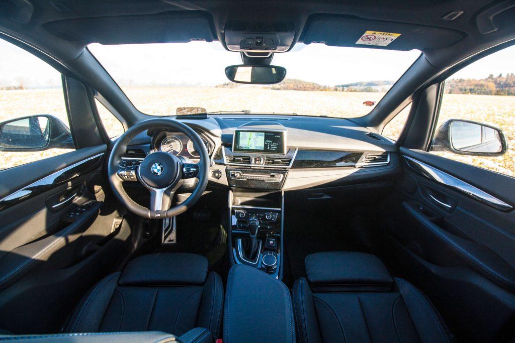 Plug-in hybridní BMW 225xe ActiveTourer, foto: Tomáš Jirka pro oEnergetice.cz
