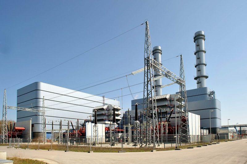 Elektrárna Irsching, zdroj: Mainova