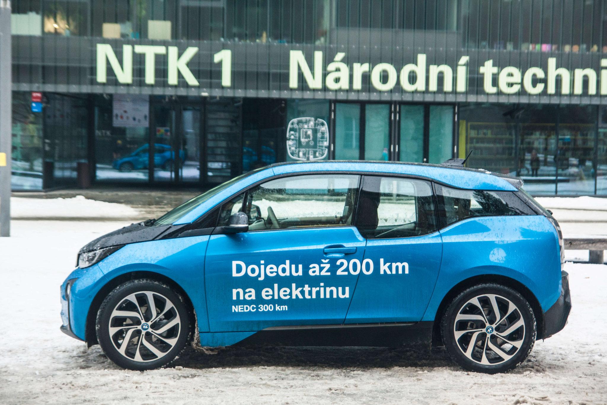BMW i3, foto: Tomáš Jirka pro oEnergetice.cz