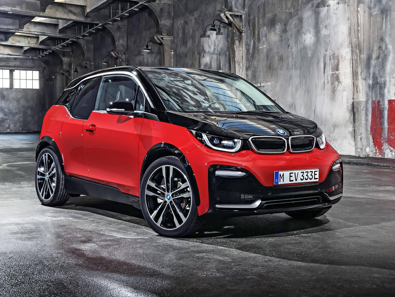 BMW i3s 2017, zdroj: BMW.de