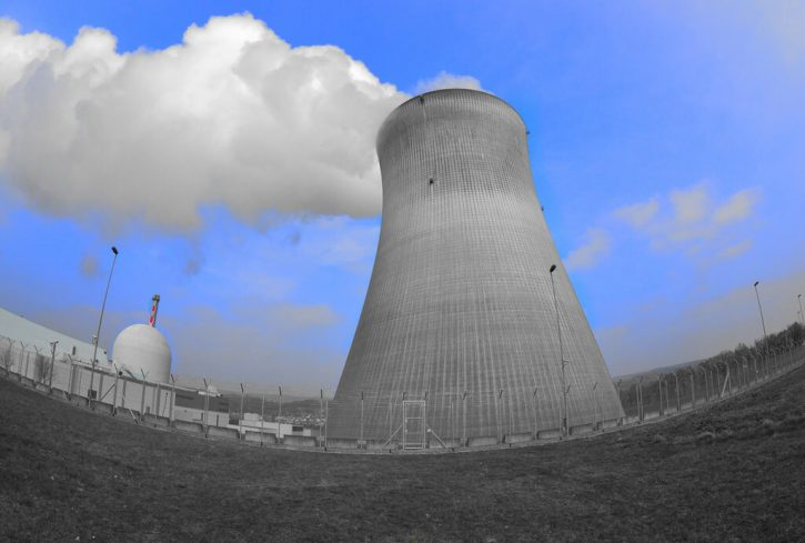 Jaderná elektrárna Liebstadt