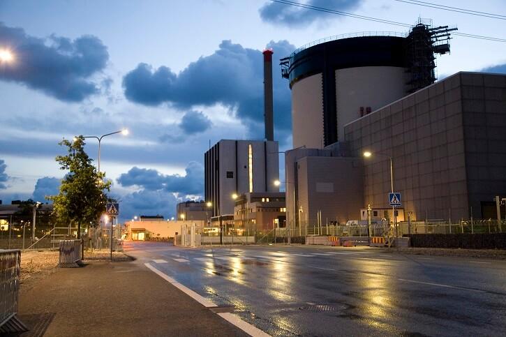 Švédská jaderná elektrárna Ringhals