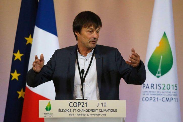 Francouzský ministr pro energtiku