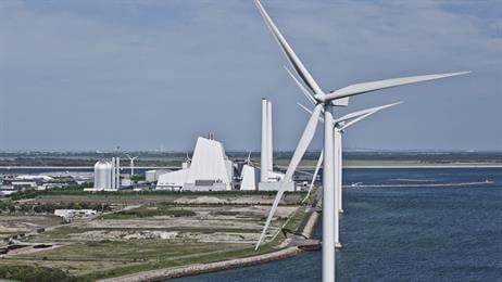 DONG energy spoléhá na kombinaci větrných zdrojů a zdrojů na biomasu (zdroj DONG energy).