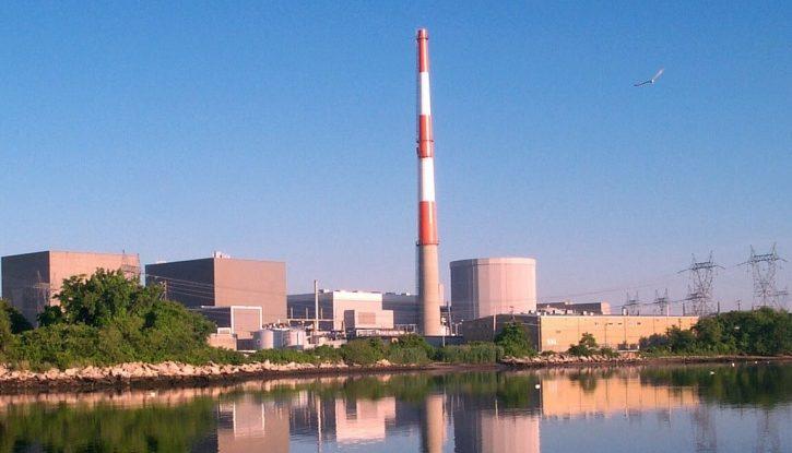 Jaderná elektrárna Millstone. Zdroj: Nuclear Regulatory Commission