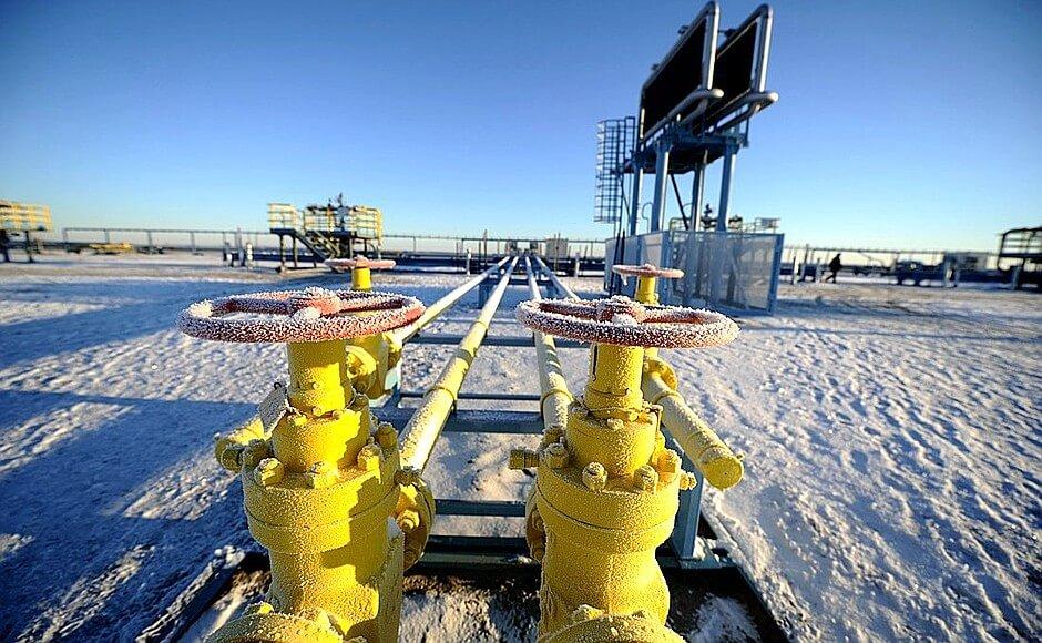 Plynovod Rusko