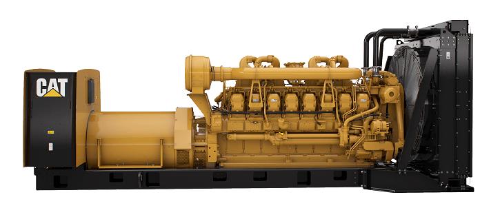 Motorgenerátor Cat® 3519B-HD