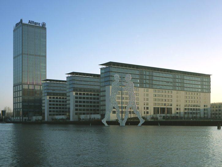 Budova Allianz v Berlíně. Zdroj: allianz.com