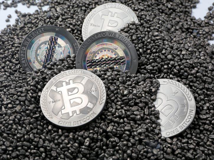 Bitcoin. Zdroj: www.pexels.com