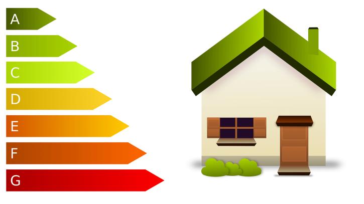 Energetický průkaz budovy, energetická účinnost