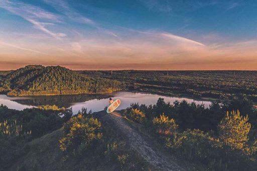 Krajina v oblasti rekreačního střediska Terhills. Zdroj: terhills.com