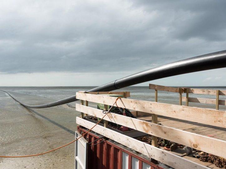 Podmořské kabelové vedení NordLink. Zdroj: TenneT