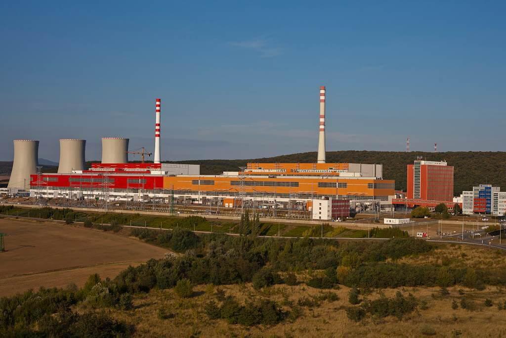 I jaderná elektrárna Mochovce by se vpřípadě Německého rozbřesku stala zlatým dolem (zdroj Slovenské elektrárne).