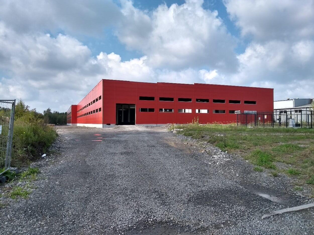 Výstava továrny MES (zdroj V. Wagner)