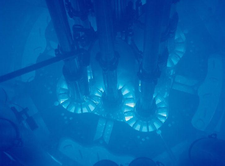 Jaderný reaktor. Autor: Argonne National Laboratory