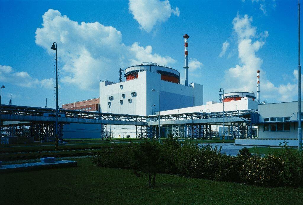 … nebo se realizuje scénář s budováním nových jaderných bloků? (Zdroj ČEZ).