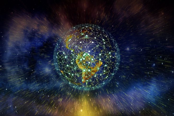Digitalizace, decentralizace, blockchain energetika.