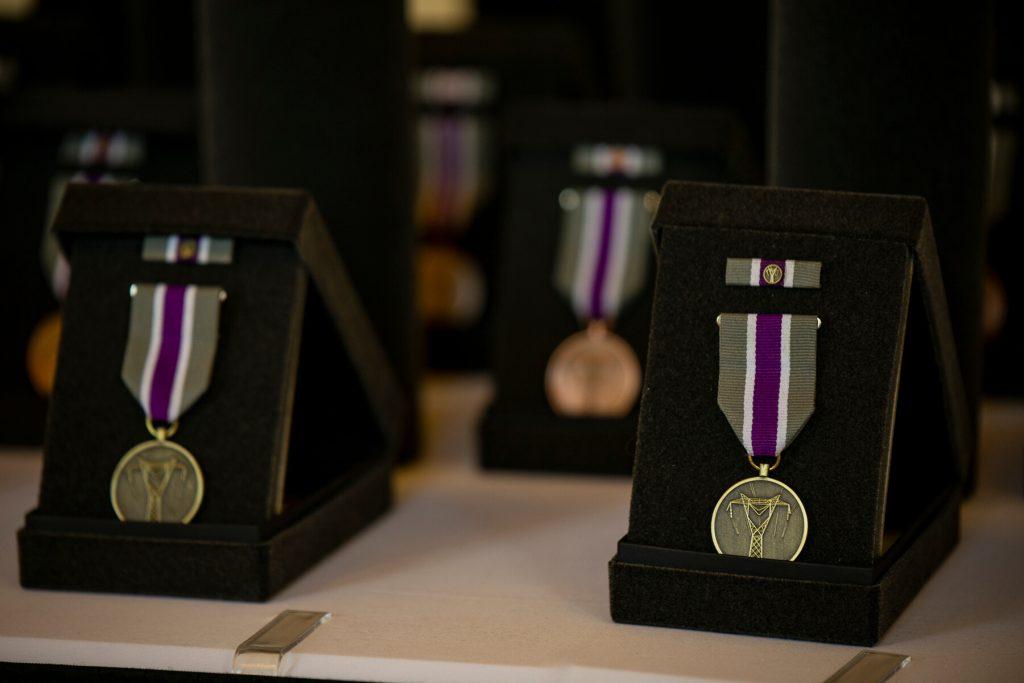 Medaile ČEPS 2018