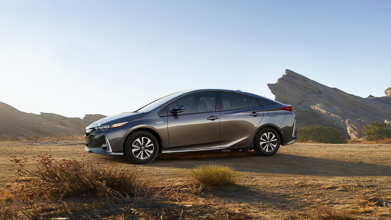 Toyota Prius Prime. Zdroj: Toyota