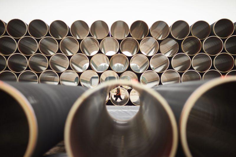 Nord Stream 2. Zdroj: © Nord Stream 2 / Axel Schmidt