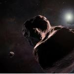 Sonda New Horizons mohla prozkoumat zatím nejvzdálenější podrobně studovaný objekt ve Sluneční soustavě Ultima Thule pouze díky využití radionuklidových zdrojů elektřiny (zdroj NASA).