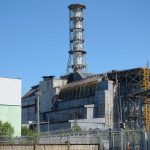 Jaderná elektrárna Černobyl v roce 2011. Autor: Bkv7601 @WikimediaCommons
