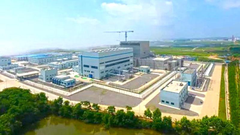 Jako první reaktor IV. generace lze označit vysokoteplotní plynem chlazený reaktor HTR-PM (zdroj CNNC)