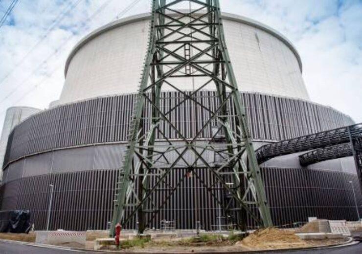 Chladící věž elektrárny Moorburg (zdroj Vattenfall).